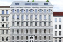 Real Estate in 1040  Wien: WIEDEN - NEAR BELVEDERE: 3-room apartment in top-renovated turn of the century building - Picture