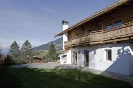 Real Estate in 6370  Kitzbühel : PRIME LOCATION ON BICHLALM Exclusive villa in panoramic position
