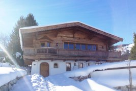 Real Estate in 6352 Ellmau bei Kitzbühel : ELLMAU AT KITZBÜHEL: Holiday villa with stunning panoramic views near ski slopes