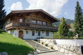 Immobilie in 6352 Ellmau bei Kitzbühel : ELLMAU BEI KITZBÜHEL - FREIZEITWOHNSITZ! Schmuckstück im Tiroler Landhaus-Stil mit unverbaubarem Kaiserblick