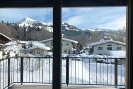 Real Estate in 6370 Kitzbühel : KITZBÜHEL: 3-room apartment with 2 carports and lift - near Lake Schwarzsee!