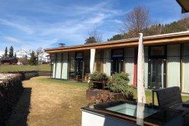 Immobilie in 6370 Kitzbühel: Kitzbühel : KLARE SACHE.....Villa im schlicht-modernen Ambiente - direkt am Lebenberg! - Bild