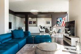 Immobilie in 25080  Padenghe Sul Garda: GARDASEE-NÄHE ARZAGA GOLF CLUB: Moderne Villa mit See- und Panoramablick in absoluter Ruhelage - Bild