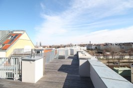 Real Estate in 1020  Wien: AUGARTEN: Premium penthouse with charm - Picture