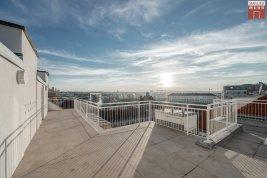 Immobilie in 1060 Wien : TRAUMGELEGENHEIT! Exklusive Dachterrassenwohnung im 6. Bezirk!
