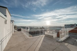 Real Estate in 1060 Wien : FABULOUS OPPORTUNITY! Exclusive penthouse apartment in the 6th district