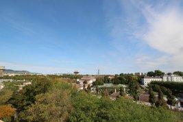 Immobilie in 1020  Wien: PERFEKTE KULISSE AUF DEN AUGARTEN: 3 Zimmer Dachterrassen-Wohnung für Individualisten - Bild