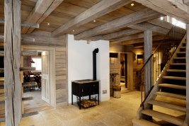 Real Estate in 9844 Heiligenblut: GROSSGLOCKNER - HEILIGENBLUT: Revitalized farmhouse meets modern design - Picture