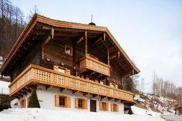 Immobilie in 9844 Heiligenblut : GROSSGLOCKNER-HEILIGENBLUT: Besonderes Bauernhaus für höchste Ansprüche