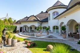 Immobilie in 5020 Salzburg : WIE EIN MÄRCHENSCHLOSS... Anwesen im Herzen der Festspielstadt - fußläufig in die Altstadt