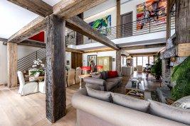 Real Estate in 6365 Kirchberg : Nähe Kitzbühel:  exklusiv, exotisch, repräsentativ - Villa für  höchste Ansprüche !