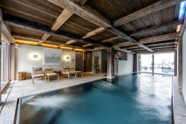 Immobilie in 6365 Kirchberg : Kirchberg bei Kitzbühel:  außergewöhnliche Residenz mit exklusiver Präsentationsmöglichkeit