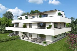 Real Estate in 5020 Salzburg : WANT TO LIVE IN AIGEN? 4-room balcony star in small building project and excellent views!