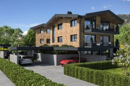 Immobilie in 6370 Kitzbühel: Kitzbühel: Weihnachten im neuen Penthouse Nähe Schwarzsee - Bild