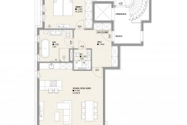 Real Estate in 5020  Salzburg: PEACEFUL LOCATION IN PARSCH: Exclusive 3-room new-building apartment - Picture