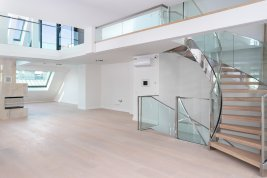 Real Estate in 1010 Wien : Glanz unterm Dach - Penthouse mit WOW-Effekt!