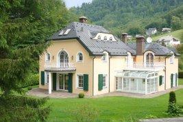 Immobilie in 5020 Salzburg : FIRST CLASS WOHNEN IN AIGEN! Großzügige Villa bietet Wohnvergnügen mit Klasse!