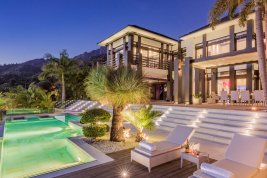 Real Estate in 29500  Marbella : MARBELLA-GOLDEN MILE: PURE LIFESTYLE! First-class domicile - where life is simply beautiful...