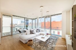 Real Estate in 1030 Wien : This apartment has a very special charm - Location in the city near city park, right in the diplomat's quarter