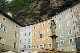 Immobilie in 5020 Salzburg : Für Altstadtliebhaber-Gstättengasse: Kleine aber feine 3 Zimmer Wohnung