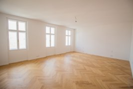 Real Estate in 1040  Wien : WIEDEN - NEAR BELVEDERE: 3-room apartment in top-renovated turn of the century building