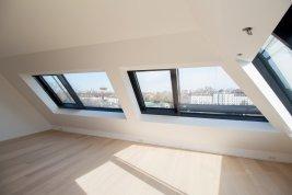 Immobilie in 1020  Wien: Ein schöner Platz an der Sonne: Sonnendurchfluteter Dachterrassentraum in Premiumqualität Nähe Augarten - Bild