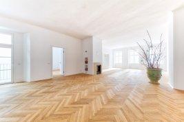 Immobilie in 1010 Wien : WIEN 1. BEZIRK: Urban Leben und stilvoll Wohnen im beliebten Jesuitenviertel!