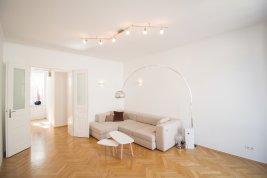 Immobilie in 1030 Wien: 3. Bezirk: 3-Zimmer-Altbauwohnung Nähe Rudolfstiftung - Bild