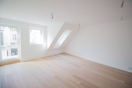 Real Estate in 1020  Wien: 205 SQM LIVING AREA - LARGE SUN TERRACE: Attractive town house in Augarten - Picture